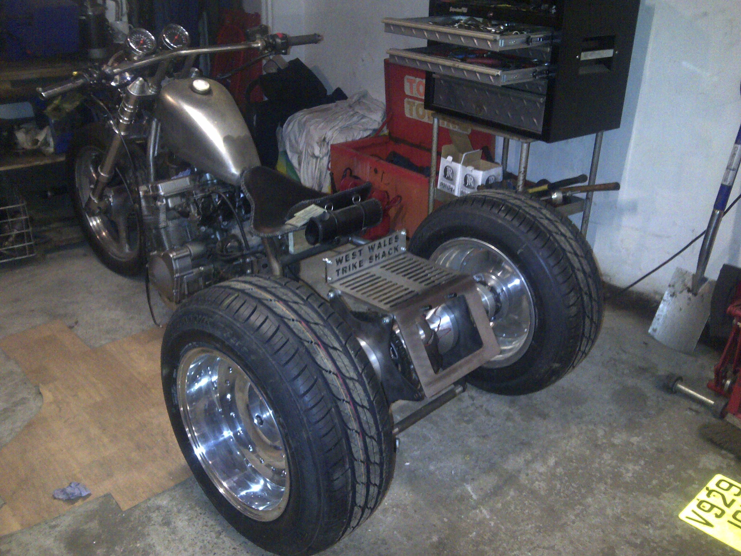 West Wales Trike Shack